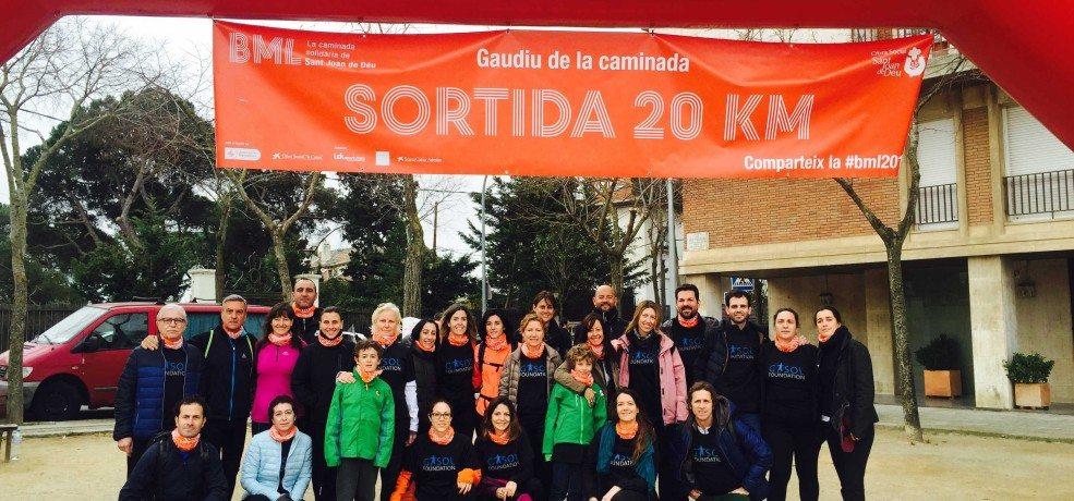 The Gasol Foundation Participates In The Barcelona Magic Line 2015
