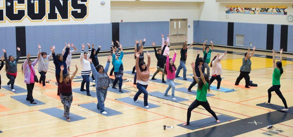 ¡Exprésate! La meditación, el yoga y las artes creativas
