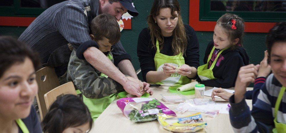 New workshop in L'Esport Suma: The Importance of Family Meals
